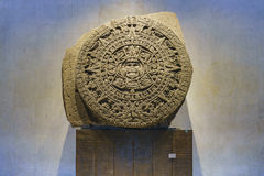 National Museum of Anthropology (Museo Nacional de Antropologia, Royalty Free Stock Images