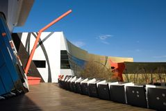 National Museum of Australia Stock Photo