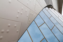 National Museum of Australia, Canberra. Striking architecture of the National Museum of Australia, Canberra Royalty Free Stock Image