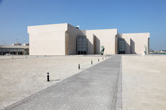 National Museum of Bahrain in Manama Royalty Free Stock Images