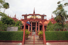 National Museum, Cambodia Stock Photos