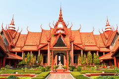 The National Museum of Cambodia Royalty Free Stock Photo