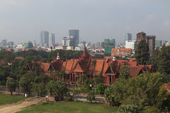 National Museum of Cambodia Royalty Free Stock Image