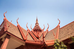 The National Museum of Cambodia (Sala Rachana) Phnom Penh, Cambo Stock Photos