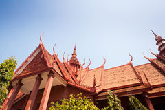 The National Museum of Cambodia (Sala Rachana) Phnom Penh, Cambo Stock Image