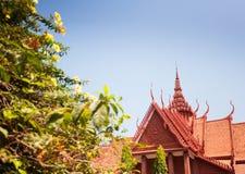 The National Museum of Cambodia Sala Rachana Phnom Penh, Cambo Stock Photo