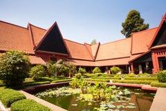 The National Museum of Cambodia Sala Rachana Phnom Penh, Cambo Stock Photography