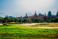 The National Museum of Cambodia. Sala Rachana. Phnom Penh, Cambodia Stock Photography