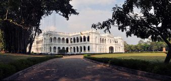 National Museum in the center of Colombo, Sri Stock Images