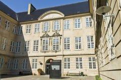 National Museum at Copenhagen Royalty Free Stock Image