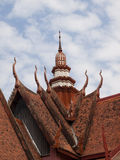 National Museum detail, Phnom Penh Royalty Free Stock Photo