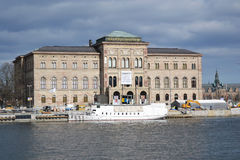 National Museum of Fine Arts, Stockholm. Stock Photo