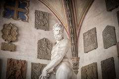National museum Florence Royalty Free Stock Images