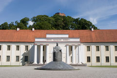 National Museum of Lithuania Royalty Free Stock Photography