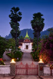 National museum of Luang Prabang Royalty Free Stock Photography
