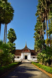 National museum of Luang Prabang Stock Photos