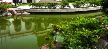 National Museum macao gardens Royalty Free Stock Photos