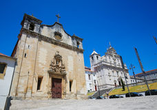 National Museum Machado de Castro in Coimbra, Portugal Stock Photo