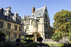 National Museum of the Middle Ages, Paris, France. National Museum of the Middle Ages - Cluny. The building was founded by the rich and powerful 15th-century stock photography