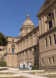 National museum MNAC Stock Photography
