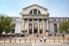 The National Museum of Natural History Royalty Free Stock Photos