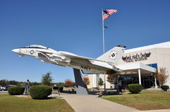 National Museum of Naval Aviation stock image