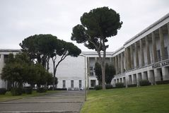 National Museum of Popular Arts and Traditions. Rome, Italy - March 15, 2015 : National Museum of Popular Arts and Traditions in Rome Royalty Free Stock Photo