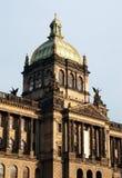 National museum, Prague Royalty Free Stock Image