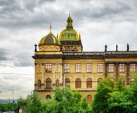 The National Museum in Prague, Czech Republic Stock Photo