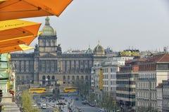 National Museum Prague, Czech Republic Stock Photography