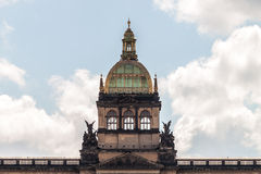 National Museum in Prague Royalty Free Stock Photography