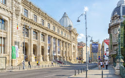 The National Museum of Romanian History in Bucharest Stock Photography