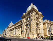 National Museum of Romanian History in Bucharest Royalty Free Stock Photography