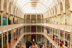 National Museum Scotland stock image