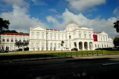 The National Museum of Singapore royalty free stock photo