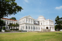 National Museum of Singapore Royalty Free Stock Photo