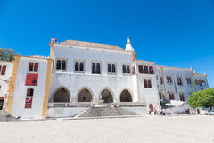 The National Museum of Sintra, Portugal Stock Photos
