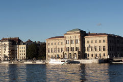National Museum, Stockholm, Sweden Stock Photos