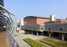 The National Museum of Taiwan History Royalty Free Stock Image
