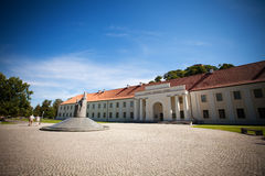 National museum of Vilnius Royalty Free Stock Photo