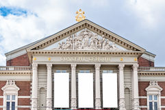 National music concert expositon hall in Amsterdam Stock Photos