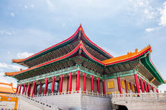 National music Hall of Taiwan Royalty Free Stock Photo