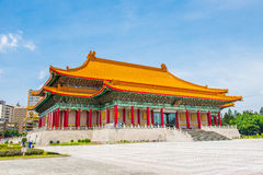 National music Hall of Taiwan Stock Images