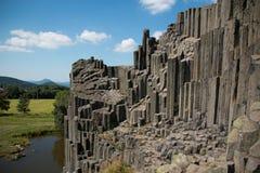 National Natural Monument of Panska Skala Stock Photos