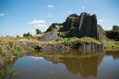 National Natural Monument of Panska Skala Royalty Free Stock Images