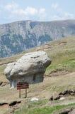 National natural park Babele. National turistic natural park Babele royalty free stock image