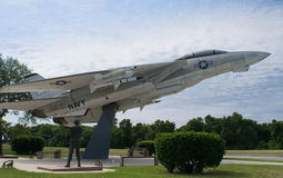 National Naval Aviation Museum, Pensacola, Florida. Preserves and protects the history of United States Naval Aviation.  Planes and bi-sectioned planes on Stock Photos