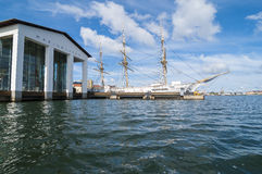 National Naval Museum Karlskrona Royalty Free Stock Photo