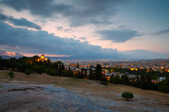 National Observatory in Athens. Stock Photo