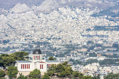 National Observatory in Athens Stock Photography